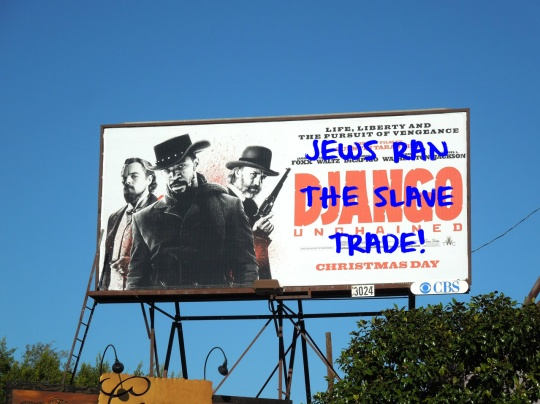 jews ran the slave trade